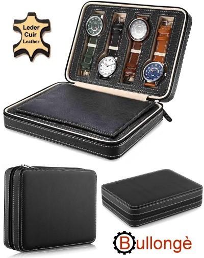 Coffret 8 montres BULLONGÈ Highlight BLACK