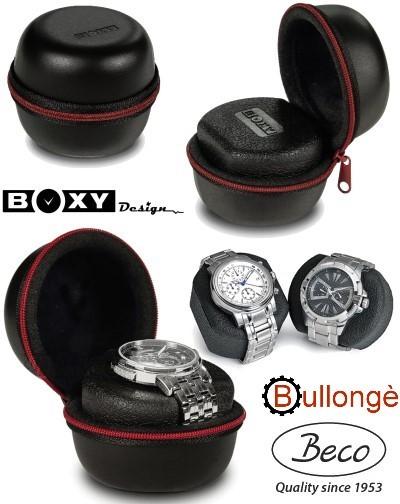 Etui de voyage pour un montre BULLONGÈ SUPERSAFE by Beco