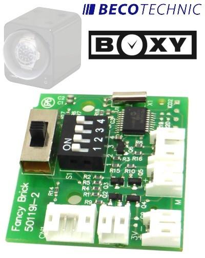 Carte de circuit imprimé pour remontoir Boxy Fancy