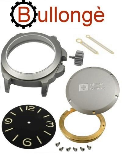 Kit de montre BULLONGÈ No. 5 MILITARY ETA 2824